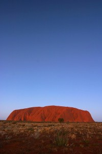Uluru (Ayers Rock) I | Northern Therritory | Australia