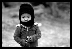Small Boy | Village near Muang Sing | Laos