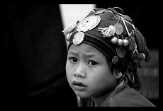 Waiting for Mother | Muang Sing | Laos