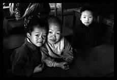 Friends in the Village School | Ha Giang Province | Vietnam