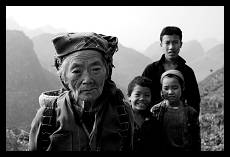 Hill-tribe People | Dong Van Highland | Vietnam